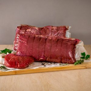 Cleaver's Organic Rump Steak Pack